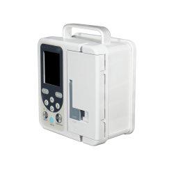 """L'équipement hospitalier perfusion numérique LCD 2,7"""" Pum capteur à ultrasons Instrument chirurgical"""