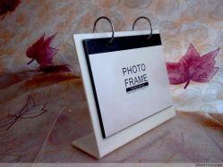 Dernière conception charmant Calendriers de bureau acrylique-Y027