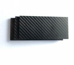 Высокая прочность 3K лист из углеродного волокна, резки с ЧПУ 3K продукта из углеродного волокна