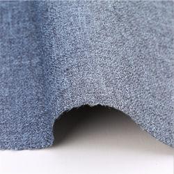 Mousse en nylon Tissu Tissu Tissu Tissu bagages sac de tissu imperméable en polyester 600D enduit PU cationiques Tissu Tissu Tissu Tissu enduit d'Oxford