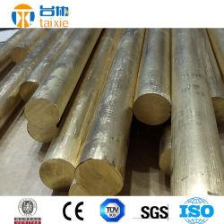 2.0966 barra in bronzo di alluminio in lega di rame C63000 C63200