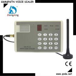 24V GSM & PSTN Voice Auto Dialer van gelijkstroom (DA-911a-4)