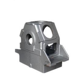 La macchina/pezzo fuso automatici del macchinario della sabbia della parte/metallo della parte di motore della fonderia/trattore/ha lanciato la parte per il corpo del compressore