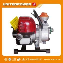 De 4-slag van de Apparatuur van de macht Pomp van het Water van de Motor de Benzine Aangedreven