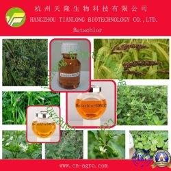 El herbicida Butachlor de buena calidad (95%50%TC, CE, CE, un 60%90%EC, el 40%/60%50%EW, ME).