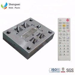 La télévision l'état de l'air injection de contrôle à distance des pièces en plastique / personnalisé faites de plastique moule de contrôleur à distance / La télécommande partie en plastique