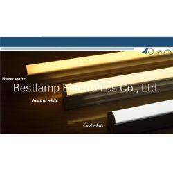1-4FT InnenDecotation Leuchtstoffgefäß-Licht des Aluminium-T5 T8 LED