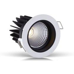 Ссб 6 Вт Доступны светильники акцентного освещения LED оптический объектив с фиксированной LED затенения