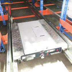 簡単な操作の信頼できる半自動電池式の無線のシャトルバス