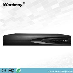 16chs H. 265 NVR 지원 1SATA 최대 8tb 통신망 비디오 녹화기