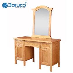 Aparador de madera de estilo americano, la vanidad gabinete