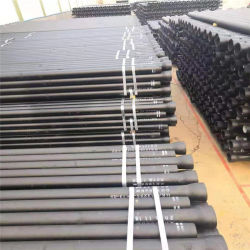 6延性がある鉄の管に塗るインチ8のインチ400mmの瀝青