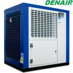 Normas de Europa el ahorro de energía industrial fija impulsada directa de la alimentación de CA/compresores de aire de tornillo rotativo acoplado