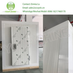 Полиуретановые Сэндвич панели боковой сдвижной двери холодильной системы для хранения данных панели управления