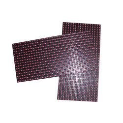 Комфортабельный отель для использования внутри помещений P10 красный светодиодный модуль DOT Matrix 1/4сканирование светодиод для поверхностного монтажа системной платы входа