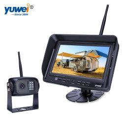 2.4GHz de draadloze Camera van de Visie van de Nacht met 7inchLCD Monitor voor Om het even welke Voertuigen