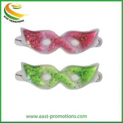PVC promotionnel personnalisé Eye Mask Gel pour les soins oculaires de couchage de refroidissement
