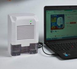 2019 Novo 800ml desumidificador USB Mini Desumidificador luz UV do purificador de ar portátil compacto pequenas Peltier para Home