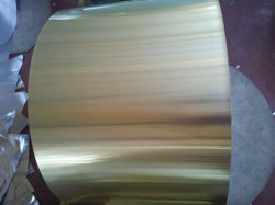 China Gold Hersteller Promotional 1060 Spiegel Finish Aluminiumfolie