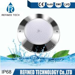 IP68 12V monté sur un mur en acier inoxydable lampe LED RVB de la piscine le commerce de gros