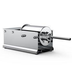 أفقيّة [هر3ل] يدويّة مطبخ شريكات أداة هوائيّة فراغ سجق حشوة سدّ آلة يدويّة مكبس بستون سجق حشوة سدّ