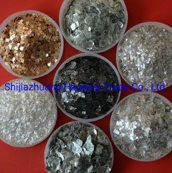 Слюдяные минерального порошка Mica пигмента синтетических Москаль Слюда Слюда Fluorphlogopite