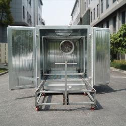 Revestimiento en polvo industrial eléctrica Horno de secado por spray de metal