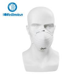 Protecção de segurança cirúrgica anti poeira N95 máscara de respiração com máscara facial com válvula