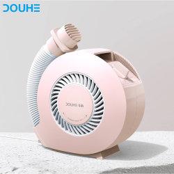 Douhe nouvelle génération de la céramique PTC élément chauffant de la turbine de vêtements de couleur rose de Quilt mécanique sécheur avec 650mm flexible télescopique (DH-NB02M)