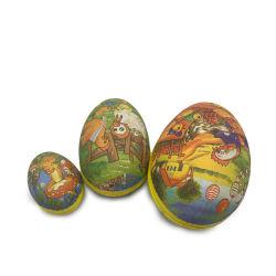 Páscoa Ovo de papel aberta/proteção ambiental Ovo de papel de celulose/papel Ovo de Páscoa
