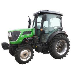 Горячие продажи используется 70HP 4WD мелких сельскохозяйственных тракторов Janpanese запасные части для тракторов