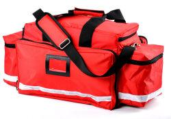 Custom de alta calidad impermeable resistente EMT de emergencia de gran capacidad de la bolsa de primeros auxilios médicos