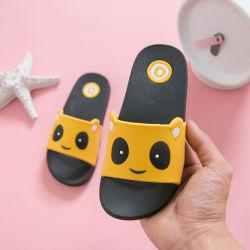 Dessin animé mignon pantoufles de haute qualité pour les enfants unisexe, Personnalisé de l'été Kids Sandales plates faites glisser les diapositives, des animaux d'enfants curseurs pantoufles