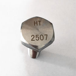 A China um182 F53 Uns S32750 1.4410 Super Duplex 2507 As porcas dos parafusos de aço inoxidável