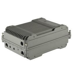 IP68 알루미늄 직업적인 커뮤니케이션 5g 힘은 정지한다 주물 주거 (XD-303)를