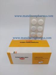 Carbamazepine Tablets GMP pharmazeutische Diplommedizin 200mg