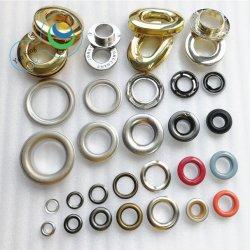 La mode Custom métal/bouton de la cosse à oeillet de maillage en laiton pour les chaussures/sacs Vêtements/ /ceinture de cuir /Apparel /le rideau