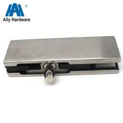 La quincaillerie de porte en acier inoxydable de raccord Frameless porte en verre raccord de patch