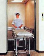 Ce service médical de l'ISO, l'Hôpital d'Ascenseur Ascenseur ascenseur à partir de Professional Fabricant
