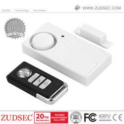 Alarme Magnético sem fio Mini Porta Inicial Detector do Sensor Magnético de abertura da janela Controle Remoto do Alarme de Segurança em Casa