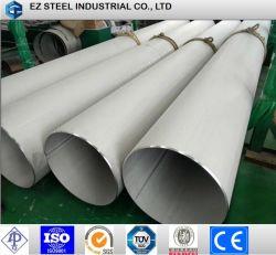 Аиио 304/316L SS Трубы сварные трубы из нержавеющей стали, Seamless Сталь холодной трубопровода (круглые и квадратные и прямоугольные)
