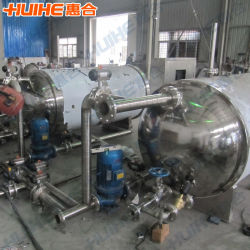 Autoclave de aço inoxidável para esterilizar biberões