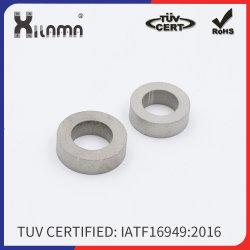 مغناطيسات Samarium Cobalt، قرص مقاومة لدرجة الحرارة العالية، طراز Sm2co17 / SmCo5 حلقة مغناطيس SmCo دائمة دائرية بقوة فائقة