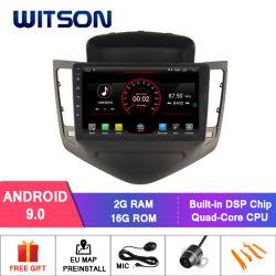 """Witson 9"""" la gran pantalla Android 9.0 coche Chevrolet Cruze de DVD para el clásico"""