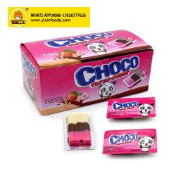 Cioccolato differente di gusto di tre colori nel formato differente