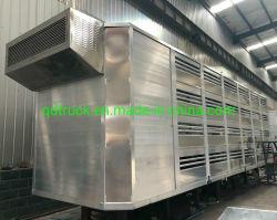 Corpo de camiões de gado alimentação especialista/Caixa de camiões de gado