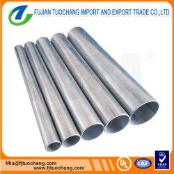 Rmeg soldar tubería de hierro galvanizado de acero al carbono