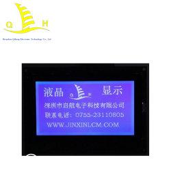 5.0 V affissione a cristalli liquidi blu del grafico di monocromio del comitato 240128 dello schermo dell'affissione a cristalli liquidi di Stn del modulo dell'affissione a cristalli liquidi