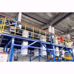 Lavagem a frio de garrafa pet com certificado CE/Máquina de Lavar de reciclagem de Garrafas Pet