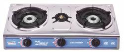 Besse Aparelho doméstico portátil fogão a gás com queimadores 2+1 (ZG-3076K)